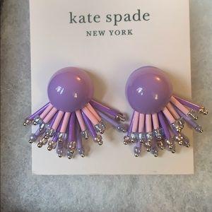 kate spade Jewelry - Kate spade statement earrings